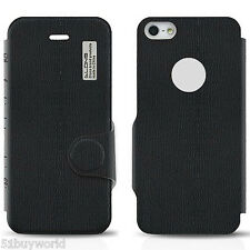 Flip PU Leather PC Business Case Cover Skin For iPhone 5 Чехол книжка на Айфон 5