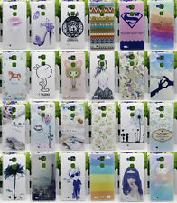 For Huawei Ascend Mate7 Superman Totoro Girl Tower Dandelion Hard Case Cover