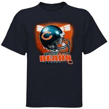 Chicago Bears Youth Reflection T-Shirt - Navy Blue