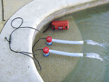 Bilge Pump Kit - 37 GPM  - Electric Water Pump for Canoes, Kayaks & Small Boats