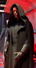 Star Wars Darth Maul WOOL Full Costume Tunic Belt Robe sith lord outfit props