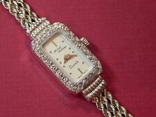 "LADIES ""MICHAEL ANTHONY"" 10K YELLOW GOLD BRACELET WATCH & BAND (6 3/4"")"