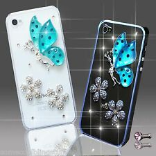NEW 3D DELUX COOL BLING DIAMANTE CASE FOR VARIOUS MOBILE PHONES iPHONE SAMSUNG 6