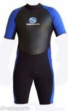 Sherwood Mens 3/2mm Superstretch Shortie Wetsuit