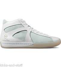 New Men's McQ by Alexander McQueen x Puma Climb Mid White Fashion Sneakers Shoes