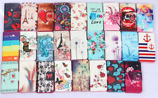 Pretty Lovely Magnetic Wallet PU Leather SOFT TPU Flip Case Cover For LG HTC