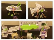 animal hospital rescue plane boat and van with animals you choose which set