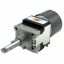 Alps RK16812MG 2-Compartment Motor Potentiometer Logarithmic. O Linear 10K or