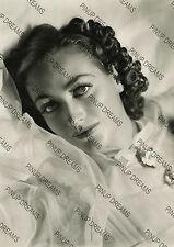 Vintage Photo Re-print Wall Art Poster of Hollywood Movies Legend Joan Crawford