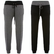 Velvet Torch Women's Knit Drawstring Jogger Pants