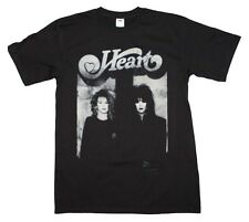 Heart Gritty T-Shirt CLASSIC ROCK BAND Concert Apparel Music Free Shipping