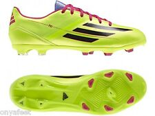 MENS ADIDAS F10 TRX FIRM GROUND MENS FOOTBALL BOOTS FOOTY STUDS SPIKES SHOES