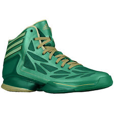 Mens Adidas Crazy Light 2 Sneakers New, Forest Green g65945 Crazylight 65945