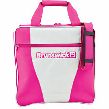 Bowling bag Brunswick Gear WS Single for 1 Bowling Ball and Bowling Shoes