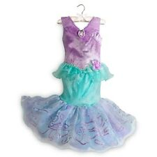 NEW NWT DISNEY STORE AUTHENTIC PRINCESS ARIEL COSTUME GOWN LITTLE MERMAID 2015