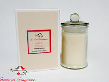 Choose your Luxury Scented Candles-100% Soy Wax Natural 30hr Fragrances
