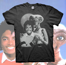 MICHAEL JACKSON E.T. THE EXTRA-TERRESTRIAL T-SHIRT Thriller Jordan Bad Air 3 11