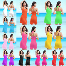 Women  Sexy Summer  Beach Dress Bikini Swimwear Beach Cover Up Sarong Wrap Lycra