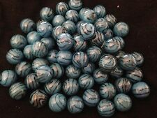 HOM Glass Marbles 14mm Brontosaurus Collectors or traditional game solitair