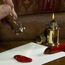 Sealing Wax Classic Initial Wax Seal Stamp Alphabet Letter Retro Wood