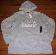 NEW NWT Womens GAP Pullover Hooded LOGO Sweatshirt Hoodie Choice of Color *E3