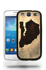 Senegal Country Vintage Case Cover for Samsung Galaxy S3 S4 S5 Note 2 3 4