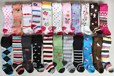 LOT Baby Girl Boy Toddler Leggings Warm Pants Trousers Size Socks 0-24 months
