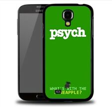 """Psych TV Series Pineapple TPU case for iphone 4 5 6 (4.7"""") Samsung Galaxy S4 S5"""