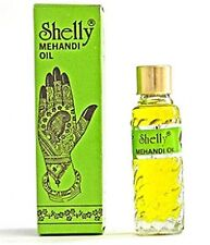 SHELLY HENNA / MEHANDI OIL   FOR DARK HENNA ON HANDS choose quantity free ship