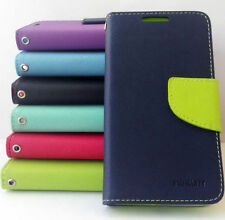 Mercury Diary Wallet Flip Cover For Micromax Canvas Juice A77 - A177