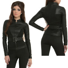 NEW Marvel By Her Universe BLACK WIDOW JACKET ( Rare Sold Out ) S, M, L, XL, 2XL
