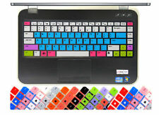 Keyboard Cover Skin Protector For DELL Inspiron M5040 15-N5040 15-N5050
