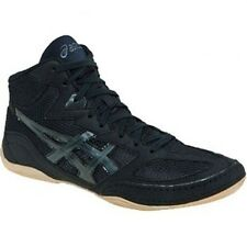NEW Asics Matflex 4 Men's Wrestling Shoes, Black/Onyx, J306N-9099, SIZE 7.5