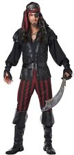 Ruthless Rogue Pirate Adult Mens Costume