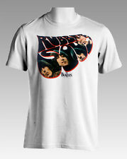 NEW Licensed Quality The Beatles Rubber Soul Album T-Shirt S M L XL Free Postage