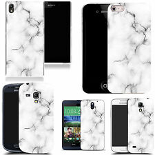 case cover for Majority Popular Mobile Phones - marble effect