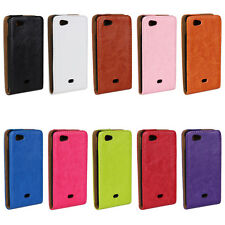 Flip Leather Case Cover For Sony ST23i (Xperia Miro)
