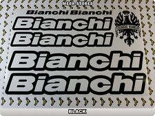 BIANCHI Stickers Decals Bicycles Bikes Cycles Frames Forks Mountain MTB BMX 60G