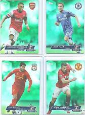 2013 TOPPS PREMIER GOLD FOOTBALL/SOCCER GREEN PARALLEL #/99 CHOOSE PLAYER