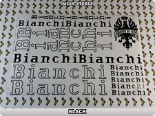 BIANCHI Stickers Decals Bicycles Bikes Cycles Frames Forks Mountain MTB BMX 60K