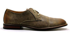 FERRO ALDO Distressed Vintage CAP TOE Oxford Brown MFA 19275 507 Dress Men