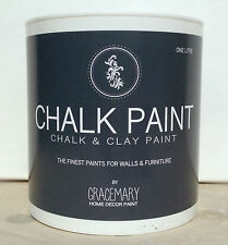 Chalk Paint by GraceMary - 19 Colours - for Shabby Chic Vintage French Wax Brush