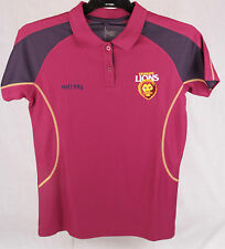 Official AFL Brisbane Lions Ladies Premium Polo