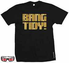 Men's BANG TIDY! Printed T-shirt - Keith Lemon Celebrity Juice Fearne Holly