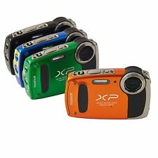 Fujifilm FinePix XP Series XP50 14.0 MP 5x Wide Optical Zoom Digital Camera