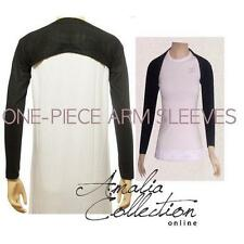 One Piece Arm Sleeves Cotton Jersey Stretch Inner Body top hijab PICK COLOR!