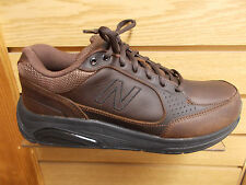 NEW BALANCE MEN'S MW928 BROWN WALKING SHOE EXTRA EXTRA WIDE 6E NEW IN BOX