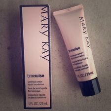Mary Kay TimeWise Luminous-Wear Foundation Normal To dry choose shade!