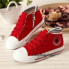 NEWFashion Kid'sBOYS GIRLS Sports Casual Canvas Sneakers Shoes