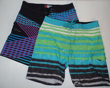 Micros Mens Board Shorts Comfort Fly Size 36